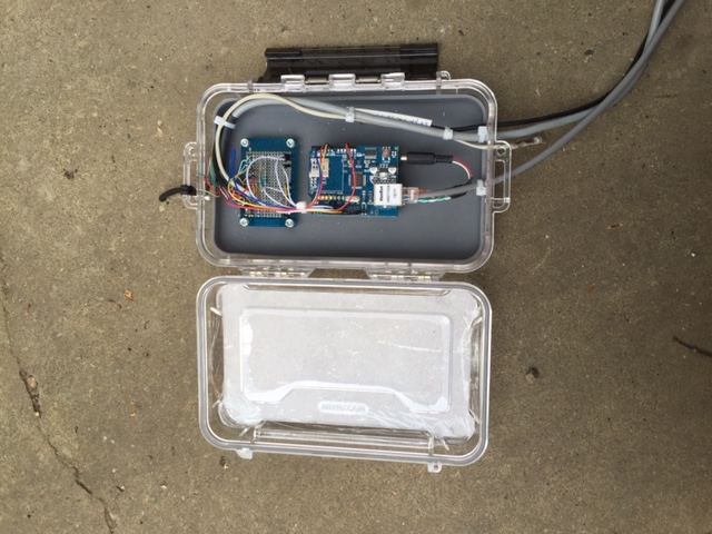 Arduino Green House Telemetry Project | This and That!